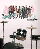 Teen Beach Movie Livin' On The Wild Side Peel and Stick Giant Wall Decals Wall Decal