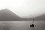 Lake Como Sailboats II Photographic Print by Rita Crane