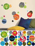 Boy Spots Peel and Stick Wall Decals Wall Decal