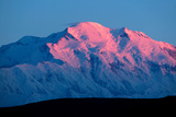 Mt. Mckinley Photographic Print by Howard Ruby