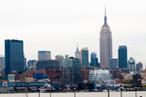 Manhattan Cityscape I Photographic Print by Erin Berzel