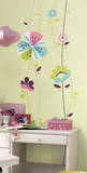 Sugar Blossom Peel and Stick Giant Wall Decals Wall Decal