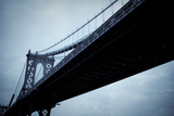 Manhattan Bridge I Photographic Print by Erin Berzel