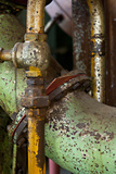 Gasket and Valve Photographic Print by Dana Styber