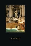 Trevi Fountain II Photographic Print by John Warren