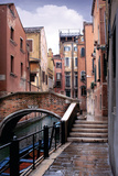 Venice Sidewalk I Photographic Print by John Warren