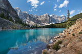 Moraine Lake I Photographic Print by Larry Malvin