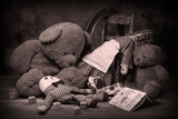 Toys Photographic Print by C. McNemar