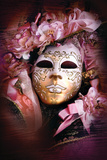 Venician Mask I Photographic Print by John Warren