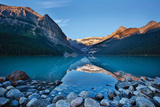 Lake Louise Dawn II Photographic Print by Larry Malvin