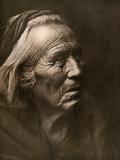 Navajo Medicine Man, 1904 Photographic Print