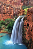 Havasu Falls II Photographic Print by Larry Malvin