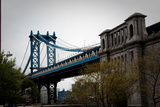 Manhattan Bridge II Photographic Print by Erin Berzel