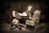 Rag Doll Photographic Print by C. McNemar