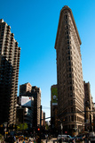 Flatiron Building Photographic Print by Erin Berzel
