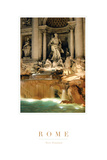 Trevi Fountain III Photographic Print by John Warren
