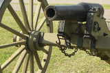 12-Pounder Blakely Rifled Artillery, Shiloh National Military Park, Tennessee Photographic Print