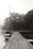 Docked II - BW Photographic Print by Tammy Putman