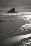 Seashore Serenity II BW Photographic Print by Vitaly Geyman