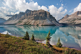 Bow Lake Photographic Print by Larry Malvin