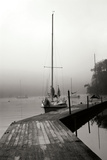 Docked I - BW Photographic Print by Tammy Putman