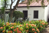 Father Junipero Serra's Personal Quarters at San Diego Mission, Which He Founded in 1769 Photographic Print