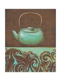 Tea Fusion II Premium Giclee Print by Susan Osborne
