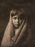 Navajo Child, 1904 Photographic Print