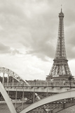Eiffel Tower VI Photographic Print by Karyn Millet
