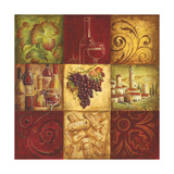 Tuscan Wine II Giclee Print by Gregory Gorham