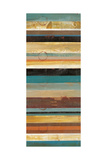 Stripes Panel I Premium Giclee Print by Cheryl Martin