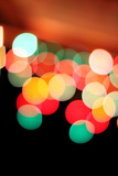 Bokeh IV Photographic Print by Leesa White