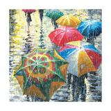 Velvet Rain Prints by Stanislav Sidorov