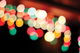 Bokeh I Photographic Print by Leesa White