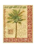 Summer Palm II Premium Giclee Print by Gregory Gorham