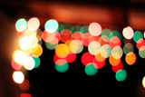 Bokeh II Photographic Print by Leesa White