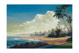 Kona Coast II Giclee Print by Allan Stephenson