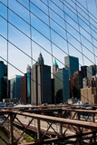 Brooklyn Bridge I Photographic Print by Erin Berzel