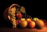 Basket of Fruit Photographic Print by C. McNemar