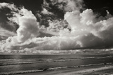 Clouds at the Beach Photographic Print by Lee Peterson