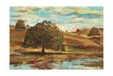 Landscape I Posters af Gregory Gorham