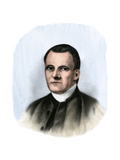 Roger Sherman, a Signer of the Declaration, Jurist, and Senator Giclee Print