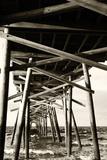 Atlantic Beach Pier 2 Photographic Print by Alan Hausenflock