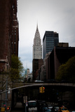 Chrysler Building I Photographic Print by Erin Berzel