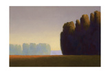 Copper Meadows II Giclee Print by Allan Stephenson
