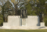 Confederate Memorial, Shiloh National Military Park, Tennessee Photographic Print