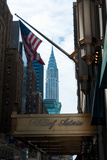 Chrysler Building II Photographic Print by Erin Berzel