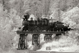 Black Hills RR I Photographic Print by George Johnson