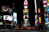 Times Square III Photographic Print by Erin Berzel