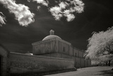 San Jose de Tumacacori II Photographic Print by George Johnson